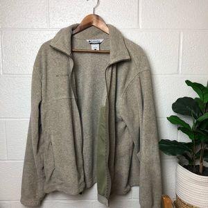 Columbia Men's Tan Winter Jacket